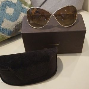 Tom Ford Sunglasses 100% Authentic